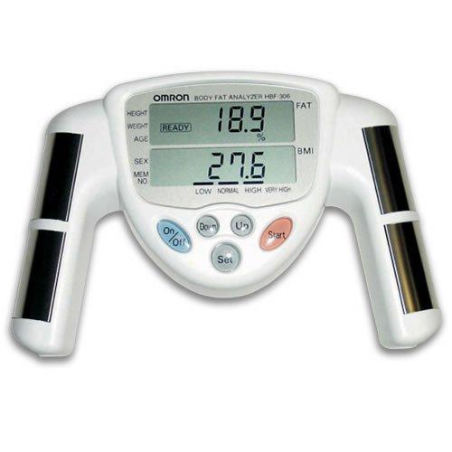 Omron Hbf 306c Body Fat Analyzer product image