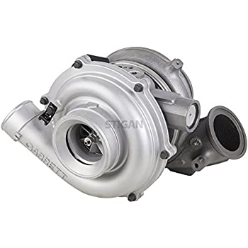Stigan Turbo Turbocharger For Ford F250 F350 F450 F550 E350 E450 & E550 Super Duty 6.0L PowerStroke Diesel - Stigan 847-1482 Remanufactured