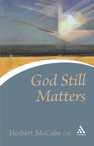 God Still Matters (Continuum Icons)