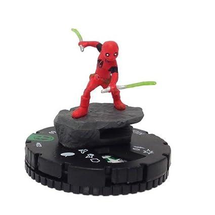 Amazoncom Deadpool Heroclix Kidpool 022 Toys Games