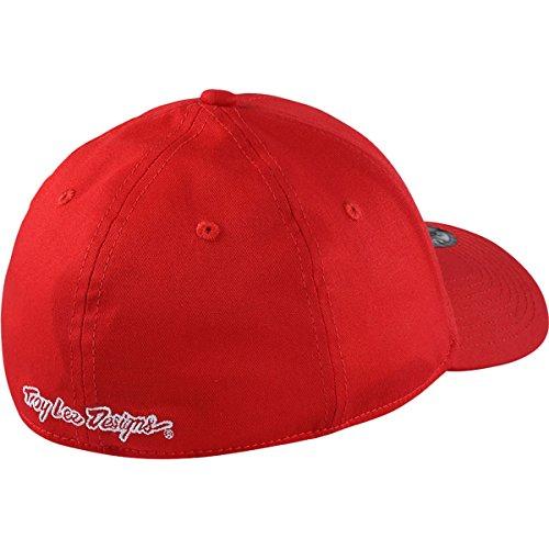 Troy Lee Designs Mens Honda Wing Flexfit Hats//Cap