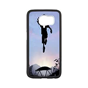 Iron Kid Samsung Galaxy S6 Case, Dustin - White