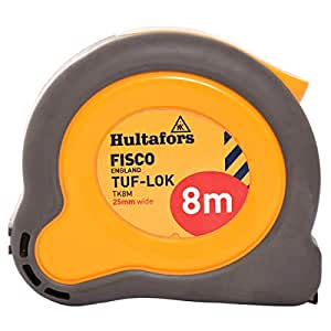 Fisco Steel Measuring Tape TK8M