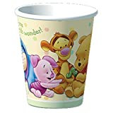 Winnie the Pooh 'Baby Days' Paper Cups (8ct)