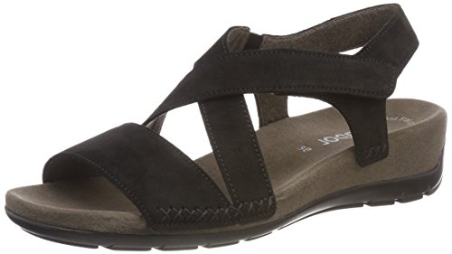 Gabor Ladies Jollys Mules Black (nero)