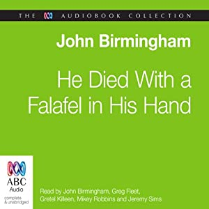 He Died with a Falafel in His Hand Audiobook