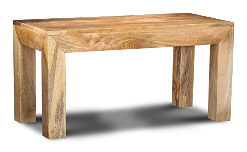 Dakota Mango Furniture Small Bench - Dining Room Furniture 61L