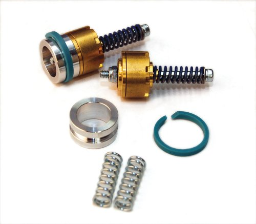 Race Tech Gold Valve Cartridge Fork Emulators For Damping Rod Forks , Color: Gold FEGV 3801