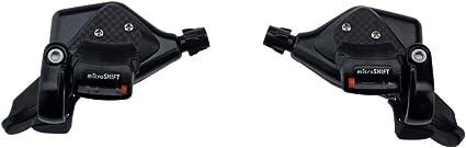 microSHIFT TS71-8 3 x 8 speed Thumb-tap Mountain Bike Shifter Lever for Shimano