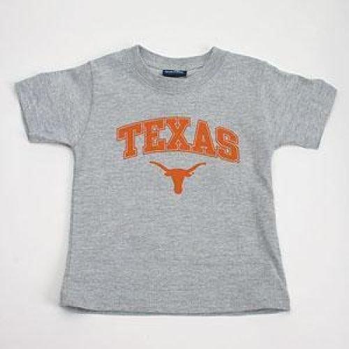 Texas Longhorns - Toddler T-shirt - Oxford - Toddler - 4T (4-5 yr) (Texas Gear Baby Longhorns)