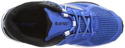 Hi-TecR200 - Zapatillas De Deporte Para Exterior hombre azul - Blau (cobalt/black/silver 031)