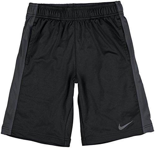 Nike Fly Boys Training Shorts, Black/Grey, Small