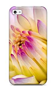 Snap-on Pretty Petals Macro Photo Case Cover Skin Compatible With Iphone 5c