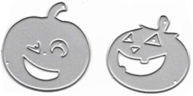 Pr/ägeschablone F/ür Scrapbooking Dekoration Kunst WuLi77 Halloween-Geist Metall Stanzschablone Die Stanzen Zum Basteln Von Karten Karten Papier DIY Album