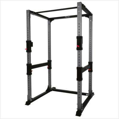 BodyCraft F430 Power Rack with Lat/Row and Dip Attachments by Bodycraft Fitness