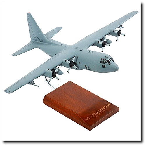Planejunkie Aviation Desktop Model - Lockheed AC-130 IV Model