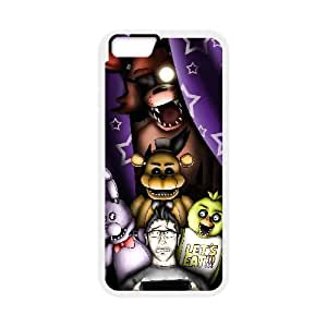 iphone6s 4.7 inch Phone Case White Five nights at Freddy's UYUI6825865