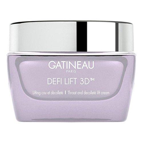 Gatineau DefiLIFT 3D Throat and Decollette Lift Cream 50ml - ガティノー 3喉とリフトクリーム50 [並行輸入品] B07254G623