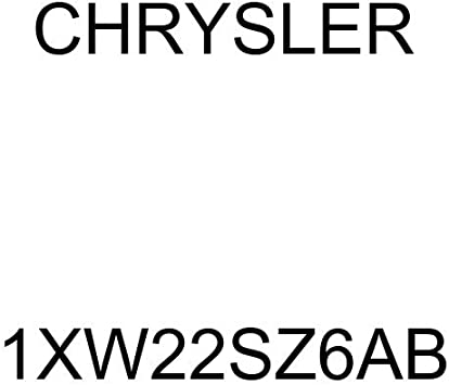 Genuine Chrysler 1TE64LU4AB Steering Wheel Bezel