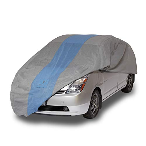 - Duck Covers Defender Hatchback Car Cover for Hatchbacks up to 15' 2