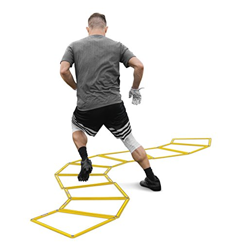 SKLZ Agility Trainer Pro - Multi-Surface Trapezoid Agility Trainers. Set of 10. by SKLZ