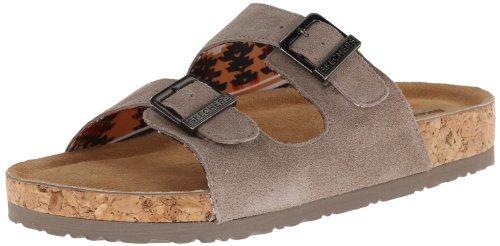e13a58194089 Skechers Women s Memory Foam Double Strap Sandal - Buy Online in Oman.