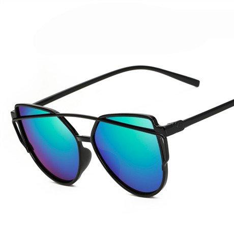 de de Tonos Puntos lujo Conducción de sol Gafas Oro Femme marca Gafas Hombres de Green Gafas Glases sol Mujer de GGSSYY Espejo sol wqg7vAgU