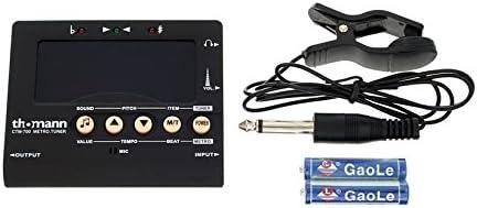Afinador y mtronomo ctm700 para guitarra y bajo Clip Tuner ...