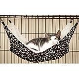 ProSelect Wild Time Pet Cage Hammock, Black, My Pet Supplies