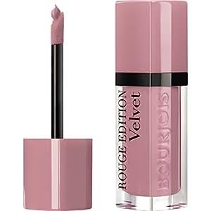 Bourjois Rouge Edition Velvet Liquid Lipstick 10 Don't Pink Of It