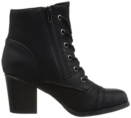 Bottine Woosterr Femme Noire De Madden Black Paris