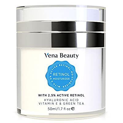 Retinol Moisturizer Cream for Face and Eye Area