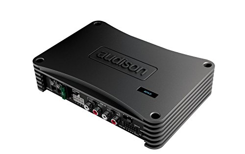 Audison Prima Ap 4 D 4-Channel Amplifier Ap4 D-2 Ch Amplifier 4 X 130 Watt