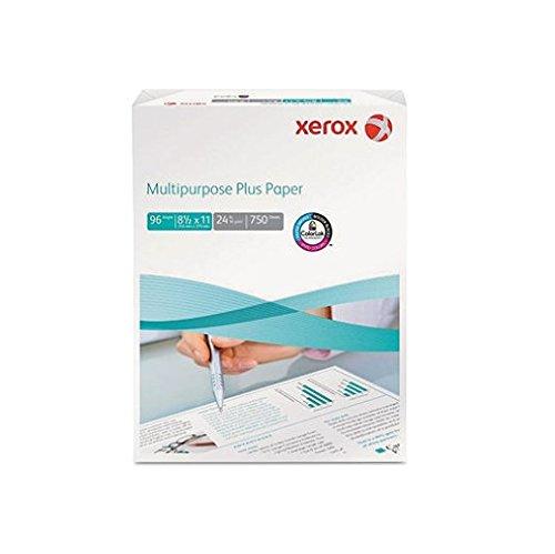 """Xerox - Multipurpose Plus Paper,24lb, 96 Bright, 8-1/2 X 11"""" - Mega Ream"""