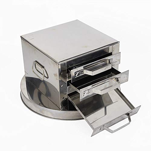 Kitchen Food Steaming Equipment Steamer Rice Noodle Roll Machine With 3-Drawers by TFCFL (Image #2)