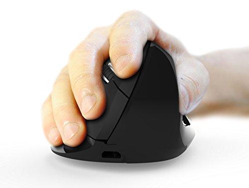 6D 2.4G Wireless Vertical Ergonomic Optical Mouse, 800 /