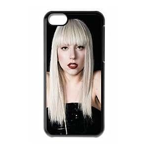 XiFu*MeiC-EUR Print Lady Gaga Pattern Hard Case for ipod touch 4XiFu*Mei