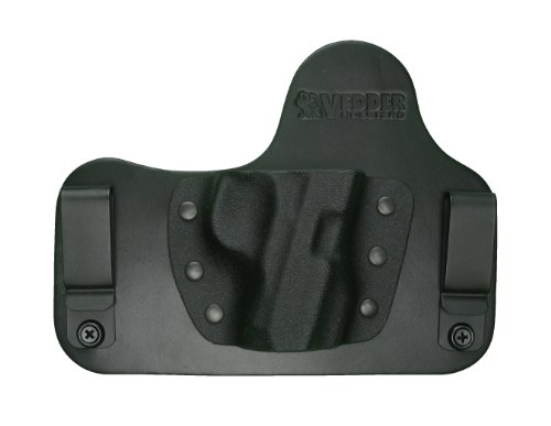 Vedder Holsters ComfortTuck Mini Hybrid Gun Holster - Sig P938 by Vedder Holsters
