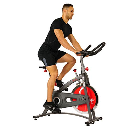 Sunny Health & Fitness Belt Drive Indoor Cycling Bike SF-B1423 by Sunny Health & Fitness (Image #11)