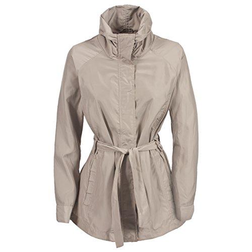 Trespass Womens/Ladies Droplet Rain Coat Style Casual Jacket marine