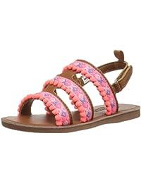 Kids' POCA Girl's Pom Sandal