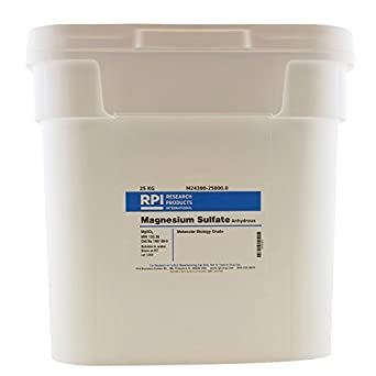 Magnesium Sulfate Anhydrous, 25 Kilograms