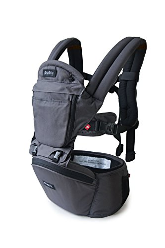 MiaMily Hipster Plus 3D Child & Baby Carrier - Perfect 360 Backpack Alternative...