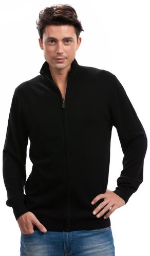 - Citizen Cashmere Men's Cardigan Sweaters - 100% Cashmere (M) 42 103-02-02