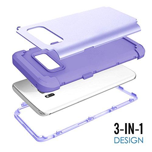Galaxy S8 S8 Luxe Artfeel pour Antichoc Galaxy Coque Samsung Plus D Etui Plus rrwxFqd