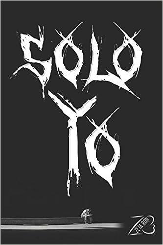 """Portada del relato """"Solo Yo"""" del autor cántabro ZetaBon"""