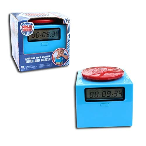 American Ninja Warrior Timer with LCD Display and Buzzer