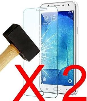 IPHONE 7 PLUS - lot pack 2 X PROTECCIÓN DE VIDRIO TEMPLADO IPHONE 7 PLUS Protector de pantalla de alta transparencia: Amazon.es: Electrónica
