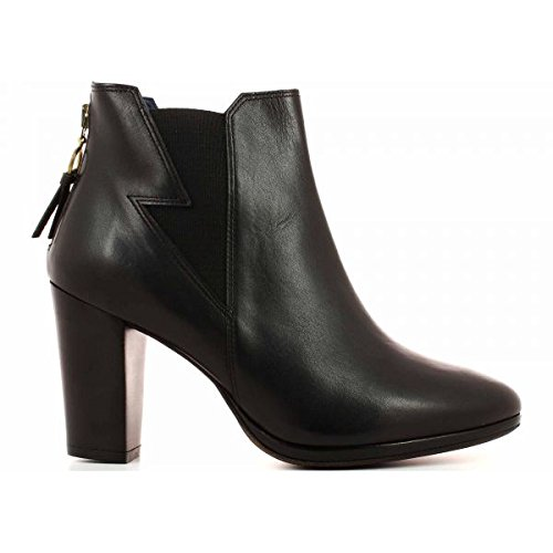 Picture Boots Noir Femme Schmoove Flash q6dx7BE7