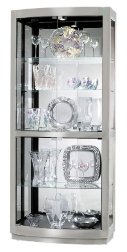 Howard Miller 680-396 Bradington II Curio Cabinet